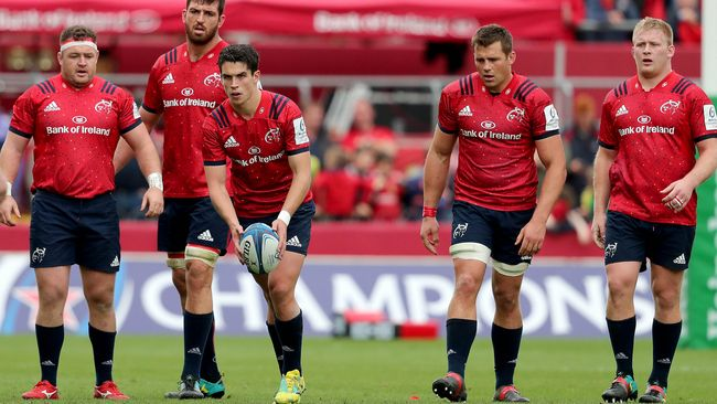 Carbery And Stander Back In Munster Team For Castres Tie