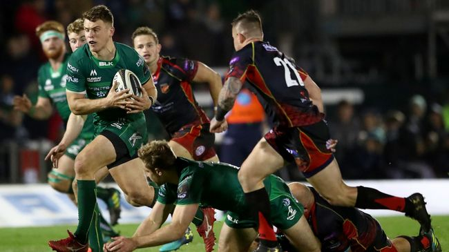 Video Highlights/In Pics: GUINNESS PRO14 Round 8