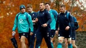 Ireland Squad Training At Carton House, Maynooth, Co. Kildare, Tuesday, November 6, 2018