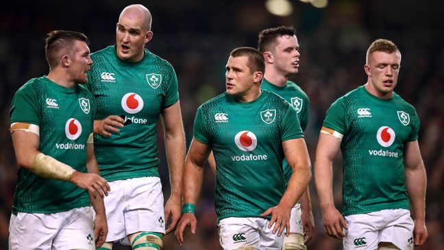 Devin Toner returns to the second row this weekend