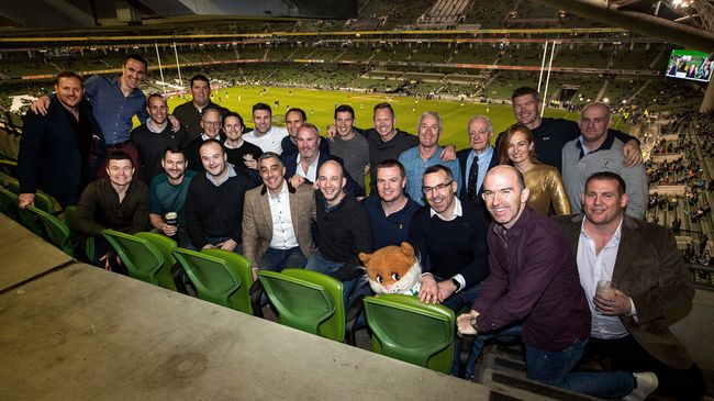 Ireland Under-19s Reunite 20 Years On From World Championship Success