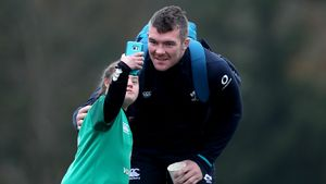 Ireland Squad Training At Carton House, Maynooth, Co. Kildare, Thursday, November 15, 2018