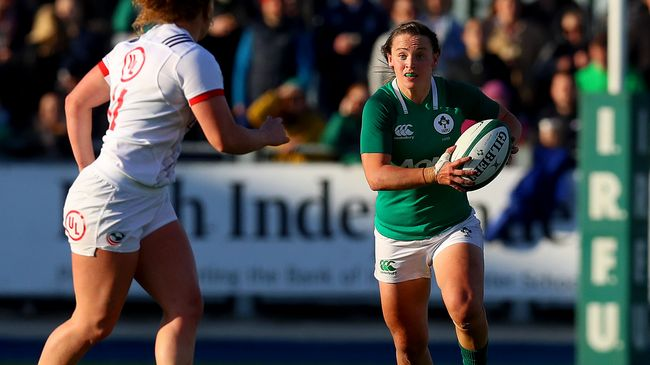 Claffey Takes Centre Stage For Red Roses Showdown