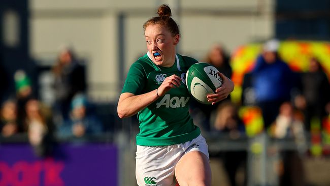 Sheehan To Play With Ireland Women's Development Side At Dubai 7s