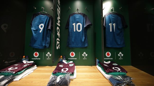 IRFU Live Blog: Ireland v USA