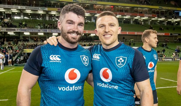Irish Rugby TV: Sam Arnold 'Absolutely Loved' His Ireland Debut