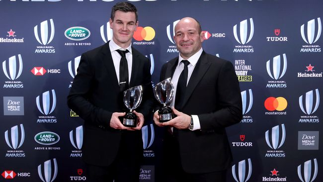 'Speechless' Sexton Seals World Rugby Awards Hat-Trick For Ireland