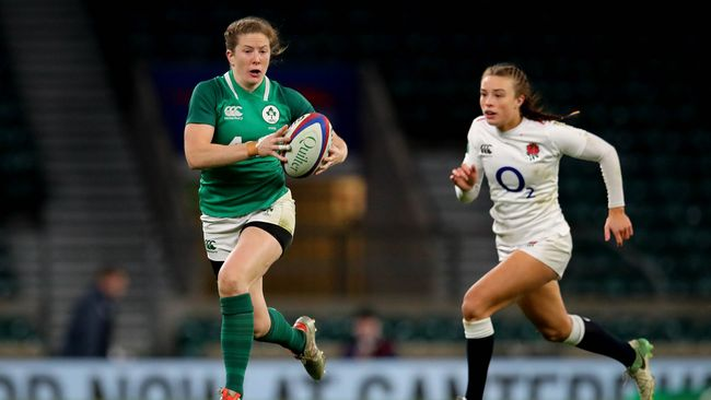 Ireland Women's Squad Announced For 2019 Six Nations
