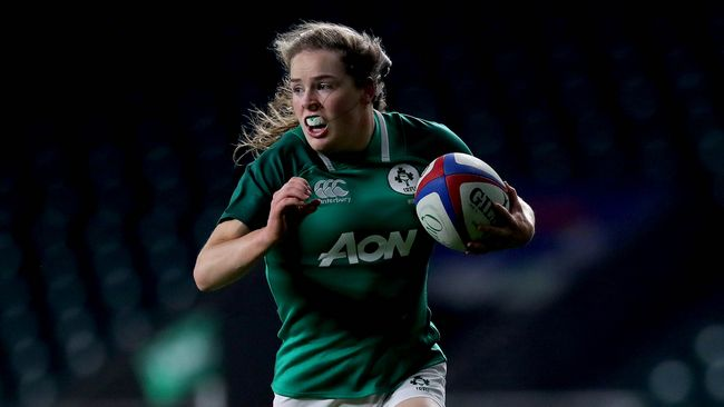 Lane And Parsons Picked In Ireland Women's Squad For Sydney 7s