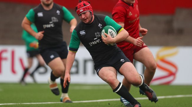 Ireland Under-20s Earn Second Warm-Up Win In Cork