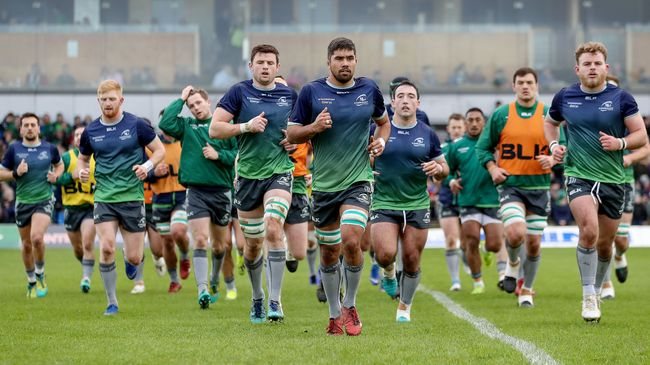 Butler Back To Lead Much-Changed Connacht Against Cardiff