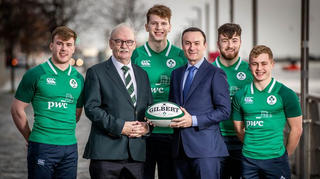 Sexton on course for Six Nations after making Ireland squad