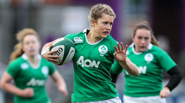 In Pics: Ireland Women 29 Wales Women 19