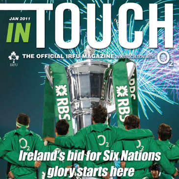 Get your copy of 'In Touch' magazine on Monday
