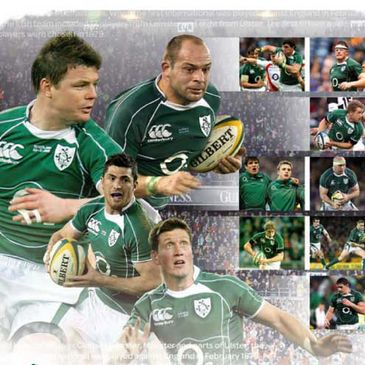 The Ireland squad for the Guinness Series 2008 has been named