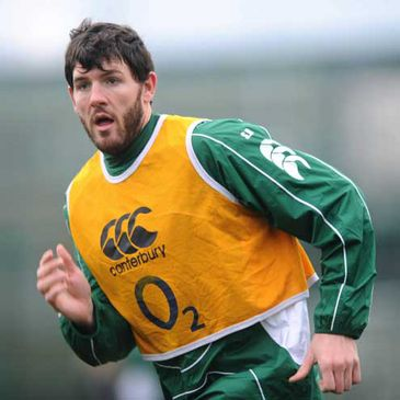 Ireland 'A' captain Shane Horgan
