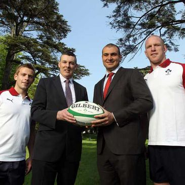 The launch a new partnership between IRFU and IRUPA
