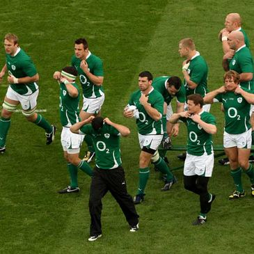 Ireland will take on Fiji next Saturday