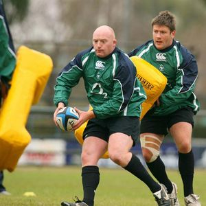 Ireland Training In Buenos Aires, May 28, 2007