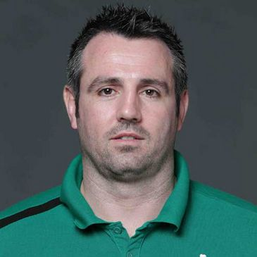 Ireland Women's Sevens head coach Jon Skurr