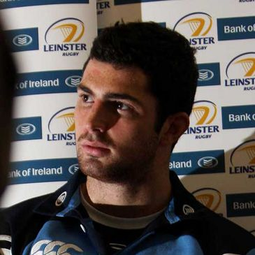 Leinster's Rob Kearney at Tuesday's press conference