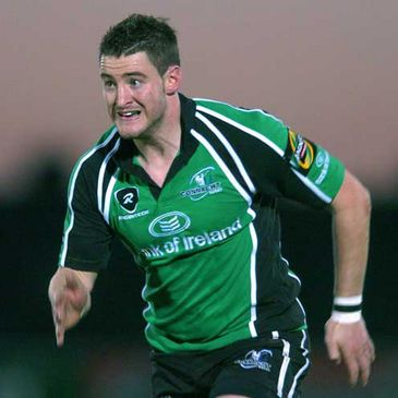 Connacht's Keith Matthews