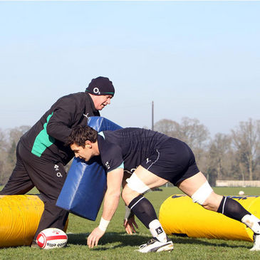 Declan Kidney and David Wallace will participate in the IRFU Sports Medicine Conference