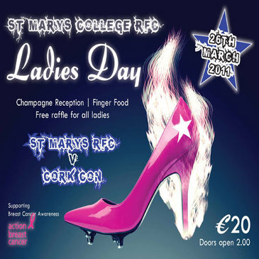 Ladies Day at St. Mary's College RFC