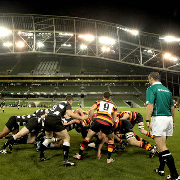 Lansdowne v Old Belvedere at the Aviva Stadium