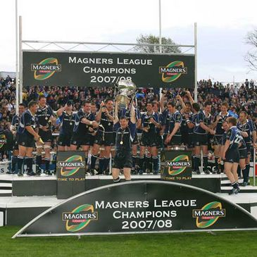 Leinster are the reigning Magners League champions