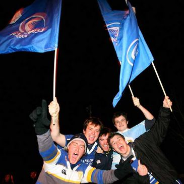 Leinster fans will have a limited supply of tickets for the Heineken Cup quarter-final