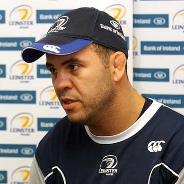 Michael Cheika has guided Leinster to the Magners League title