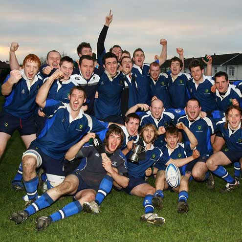 Leinster Colleges are chasing a fourth Colleges title