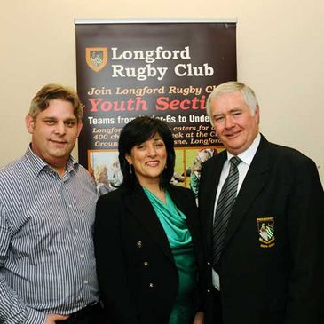 Longford RFC announce new ground sponsor