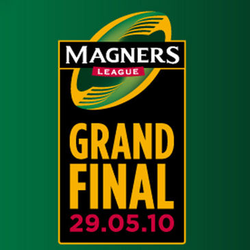The Magners League Grand Final will take place on Saturday, May 29