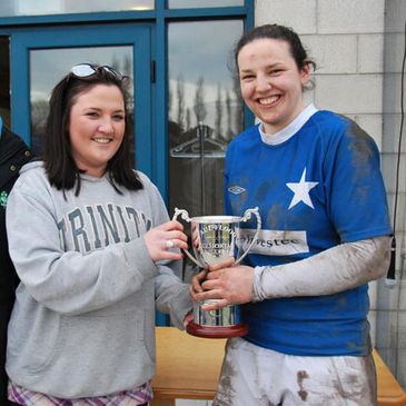 St. Mary's won the Paul Flood trophy last weekend