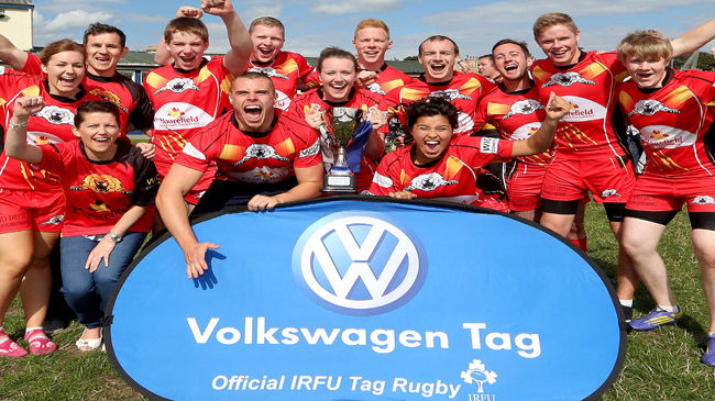 Looking for an IRFU Volkswagen Tag team or player?