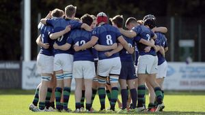2015/16 IURU Festival Of Rugby, Terenure College/Terenure College RFC, Saturday, October 24, 2015