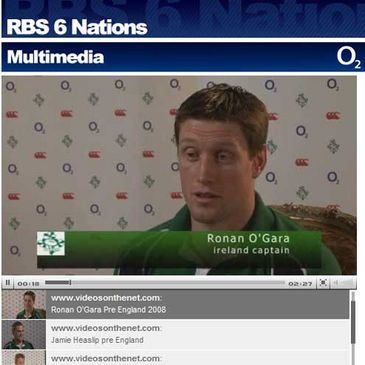 Ronan O'Gara speaks exclusively to IrishRugby.ie