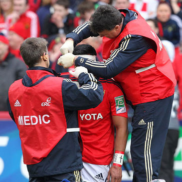 Munster Rugby - Physiotherapist
