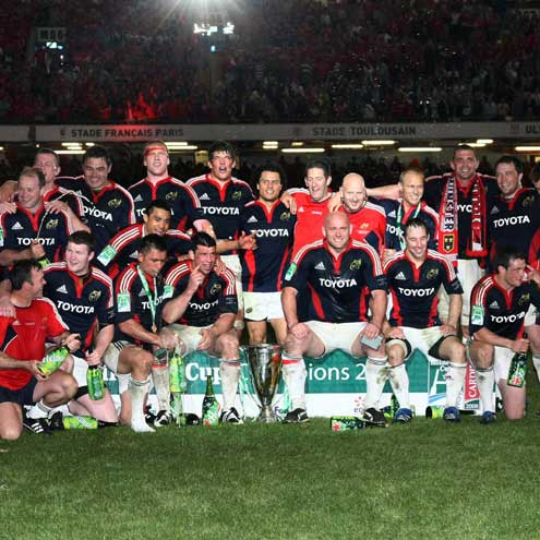 Munster 16 Toulouse 13, Millennium Stadium, Saturday, May 24, 2008