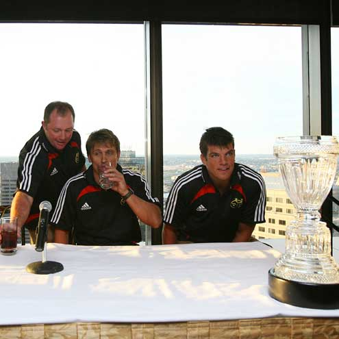 In Pics: Munster Reception in Boston