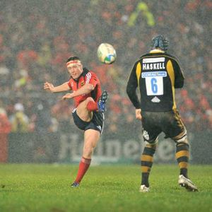 Munster V Wasps 19/01/2007