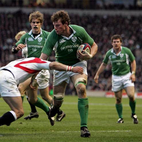 England v Ireland - RBS Six Nations 2006