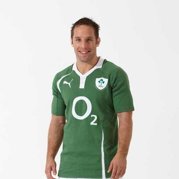 Munster and Ireland scrum half Tomas O'Leary