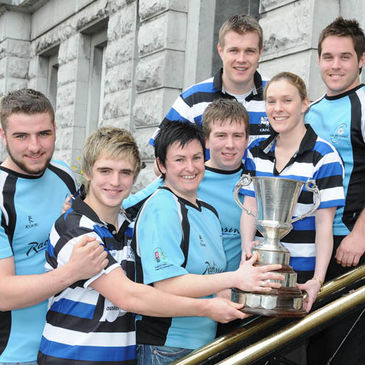 Teams from Corinthians and Galwegians will compete for the Glynn Cup