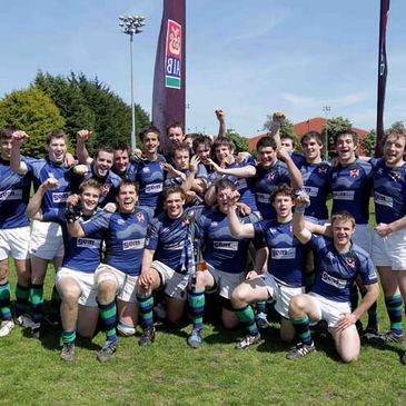 Queen's University are the new Division 3 champions
