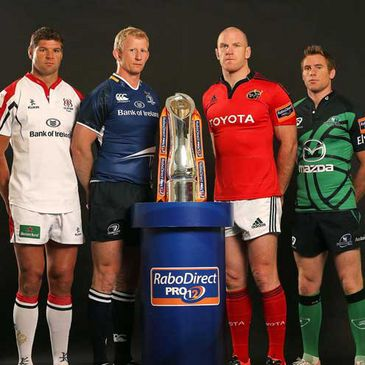 Rabo Direct Pro 12 Launch