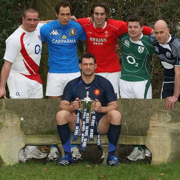 The Launch of the RBS 6 nations