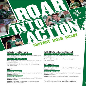 Roar On Ireland!